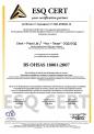 BG OHSAS 18001-2007