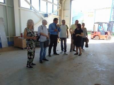 Сръбска делегация в Чех Пласт