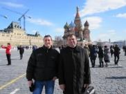 Червения площад, Кремъл в космополитна Москва