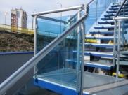 Фирма АНДИ - детайл при стълбищна площадка