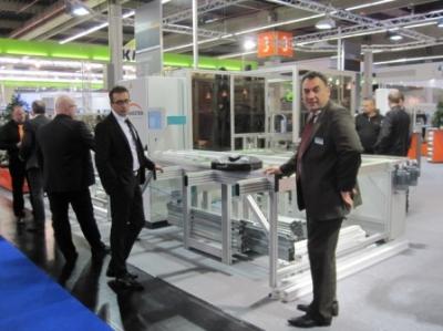 Фирма URBAN и Й. Йосифов и В. Георгиев показаха новите машини