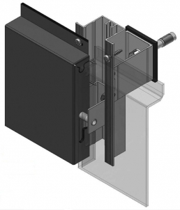 Вентилируеми фасади - композитен материал (ETALBOND)