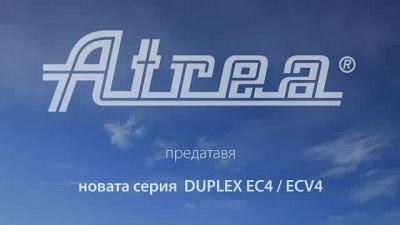 Atrea - серия DUPLEX EC4 / ECV4