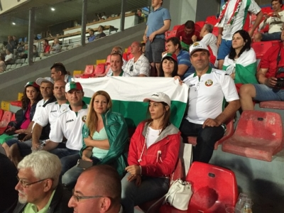 футболния мач България - Малта