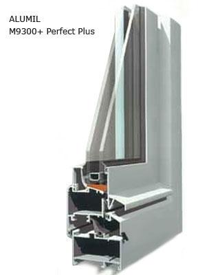 Alumil - Alumil M9300perfect дограма дограми и профили