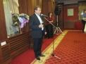 Коктейл и приветствие на Председателя на Управителния съвет СБВПФ