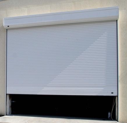 гаражни врати - ролетна врата RollMatic