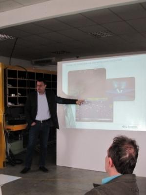 За продуктите на Guardian разказва г-н Петьо Груев