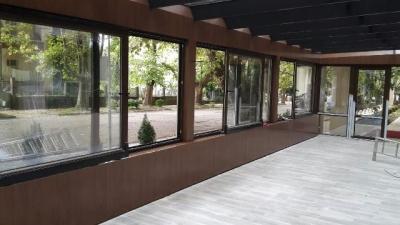 Зимна градина на СПА хотел Медикус